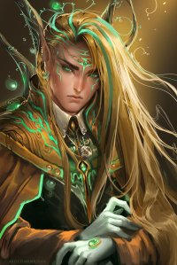god_of_evanescence_by_sakimichan-d4rzbmh